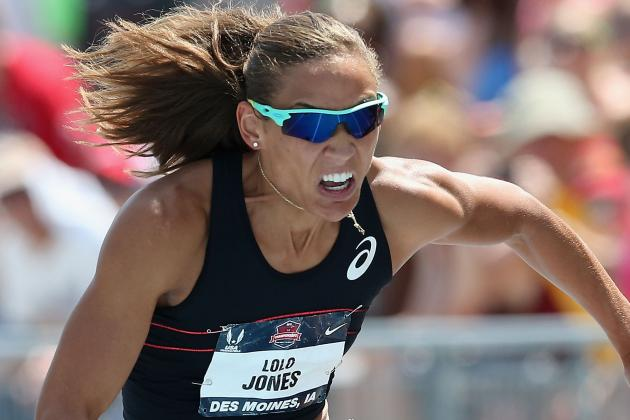 Lolo Jones Blasted on Twitter for Joking About George Zimmerman's Trial
