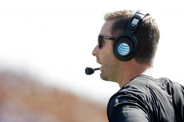 Kliff Kingsbury Not in Favor of Bret Bielema, Nick Saban's No Huddle Rule Change