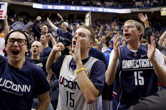 UConn Fans Display Fantastic Trolling Abilities, Hammer AAC Commissioner