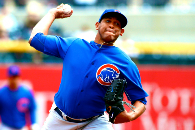 Chicago Cubs Trade Carlos Marmol to LA Dodgers for Matt Guerrier