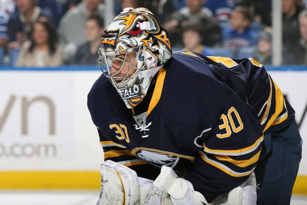 NHL Trade Rumors: Ryan Miller, Jaroslav Halak and Latest Trade Intel