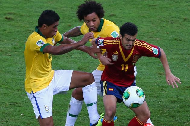 2014 World Cup: Did Brazil Provide the Blueprint to Dethrone Spain?