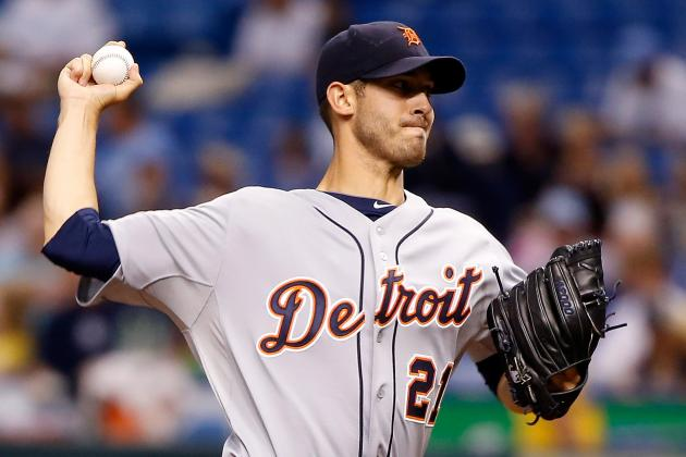 Tigers P Rick Porcello Has Been Suspended 6 Games