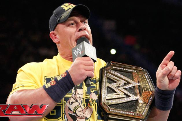 John Cena Will End His WWE Career with an Absurd Amount of World Title Reigns
