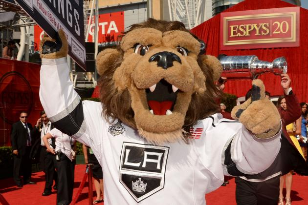 Kings' Mascot Cautions Dodgers Against Marmol Trade