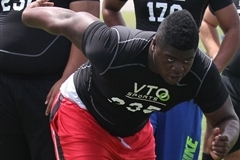 Montel McBride Commits to Alabama: Tide Land Massive Out of State OL