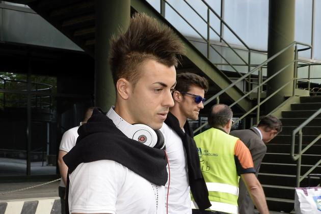 Official: Stephan El Shaarawy Is Not for Sale