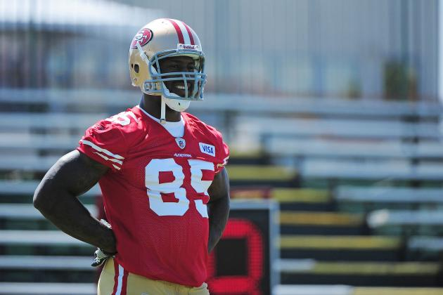 Breaking Down Vernon Davis' Expanded Role in 49ers Offense