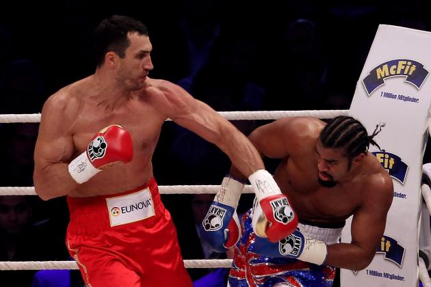Wladimir to Battle Povetkin on October 5th