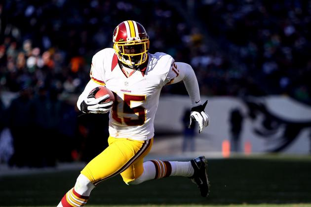 Josh Morgan's Future as a Redskin Hinges on This Season
