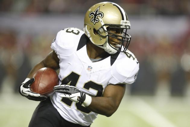 Darren Sproles Returns to Kansas for His Annual Camp