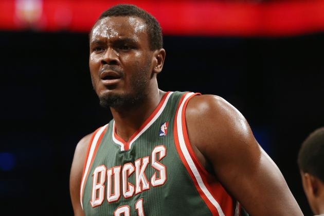 Report: Blazers Inquire About Samuel Dalembert