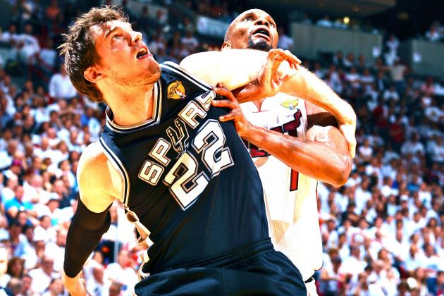 Spurs Re-Sign Tiago Splitter to 4-Year, $36 Million Deal