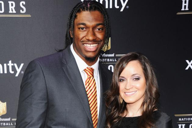 Wedding Bells This Weekend for Robert Griffin III and Rebecca Liddicoat