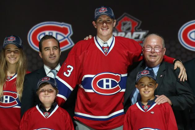 Predicting Which Montreal Canadiens Prospects Make the NHL in 2013-14