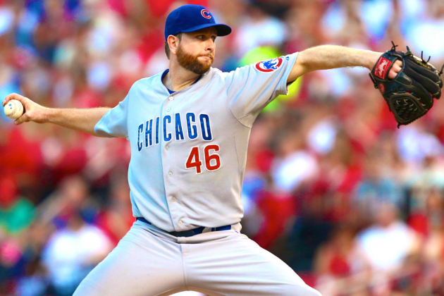 Grading Baltimore Orioles-Chicago Cubs Trade Sending Scott Feldman to Baltimore