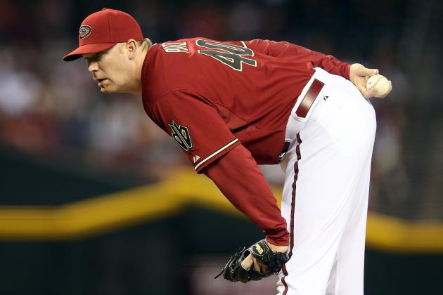 Gibson: Heath Bell Will Close Tuesday; J.J. Putz's Role to Change