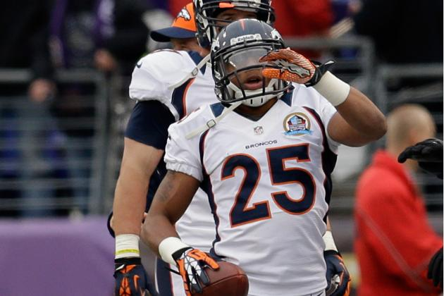 Chris Harris: Practicing Against Wes Welker Has Made Me Better