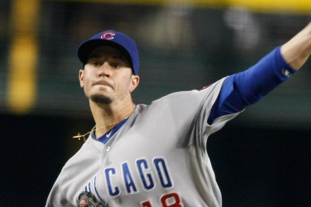 Cubs Send Feldman to Orioles, Finalize Marmol Deal