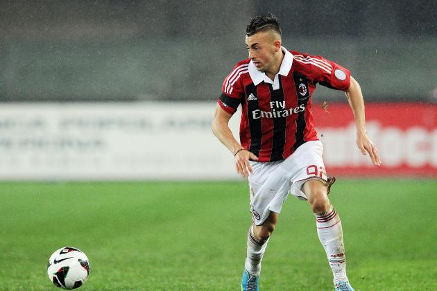 Why AC Milan Would Be Short-Sighted to Sell Stephan El Shaarawy
