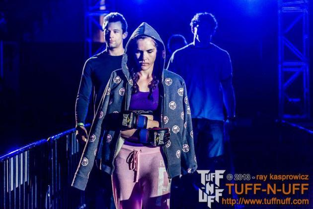 Tuff-N-Uff Champion Brenna Larkin on Mastering Law, MMA and Fear