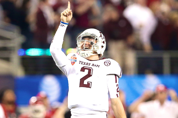 Johnny Manziel Named 2012-13 SEC Male Athlete of the Year