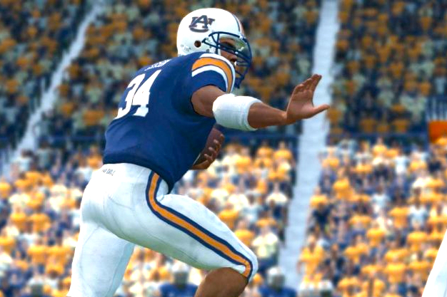 Awesome Power of Video Game Bo Jackson Returns for NCAA Football 14