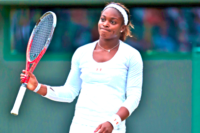 Sky's the Limit for Sloane Stephens Despite Disappointing Wimbledon Ouster