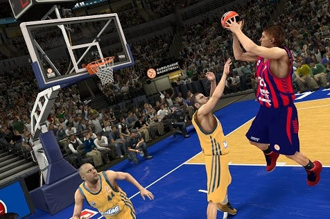 NBA 2K14 Reaches Across Globe for Fans, Now Features 14 Euroleague Teams
