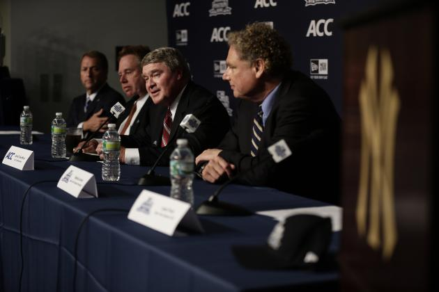 ACC Commish: No Further Expanion Planned