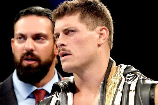 Cody Rhodes, Damien Sandow Will Be the Last Men Standing for the Blue Briefcase