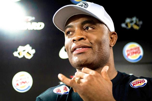 Anderson Silva Will Receive Automatic Rematch If He Loses at UFC 162
