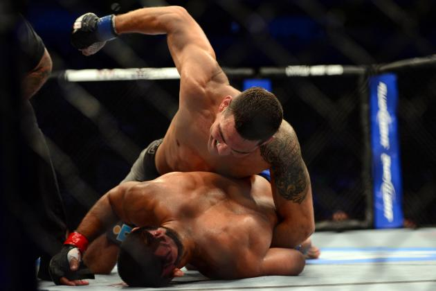 Is Chris Weidman in the Head of Anderson Silva?