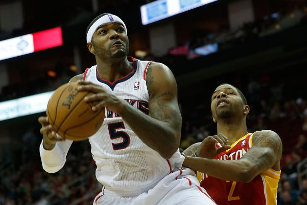 Josh Smith's Best Option Remains Signing with Houston Rockets