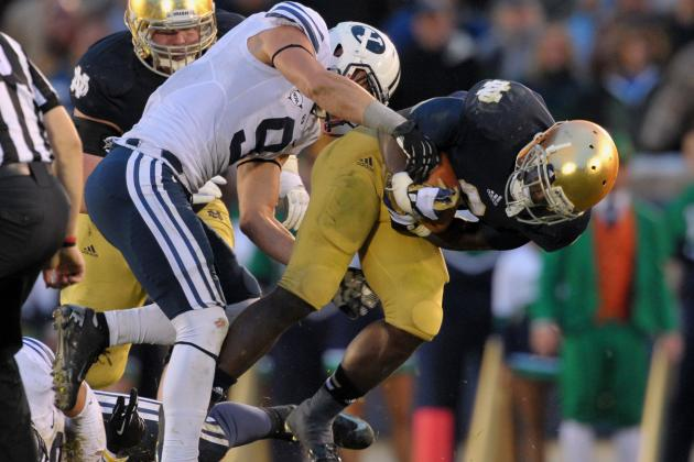 Notre Dame Football: Who Could Trap The Irish This Season?