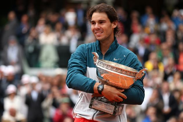 Rafael Nadal Should Win Second Career ESPY Award