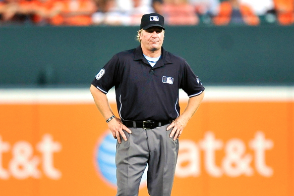 MLB Umpire Brian Runge Reportedly Fired Following Drug Violation