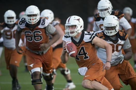 Texas Football: Why the Longhorns Can Expect Greatness from David Ash