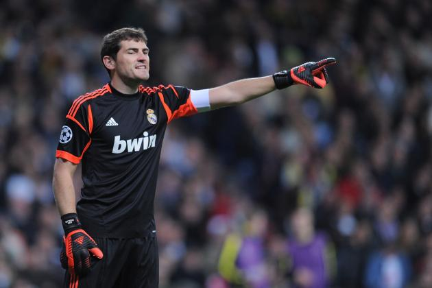 Real Madrid: Analyzing the Role and Future of Iker Casillas at Real Madrid
