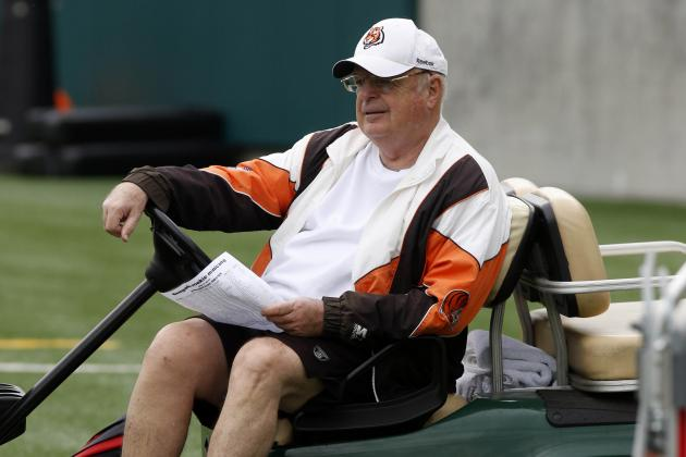 How Mike Brown Changed the Culture of the Cincinnati Bengals