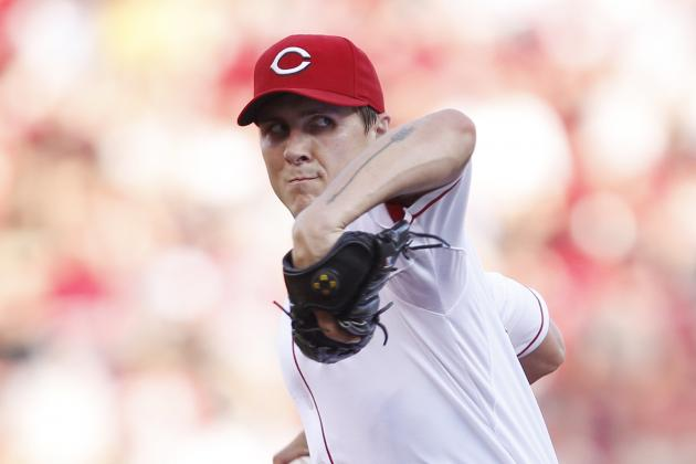 Homer Bailey Talks No-Hitter