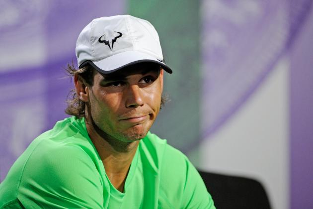 Rafael Nadal Must Have Strong U.S. Open Showing to Salvage Season