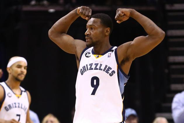 Report: Grizzlies, Allen Agree to 4-Yr/$20M Deal