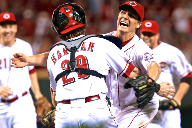 Is Homer Bailey's Second No-Hitter Proof He's an Elite Pitcher in MLB?