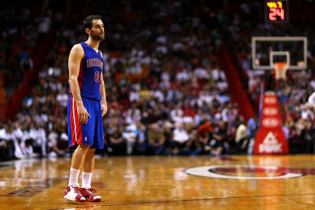 NBA Free Agents 2013: Sharpshooting Guards Who Can Help Contenders