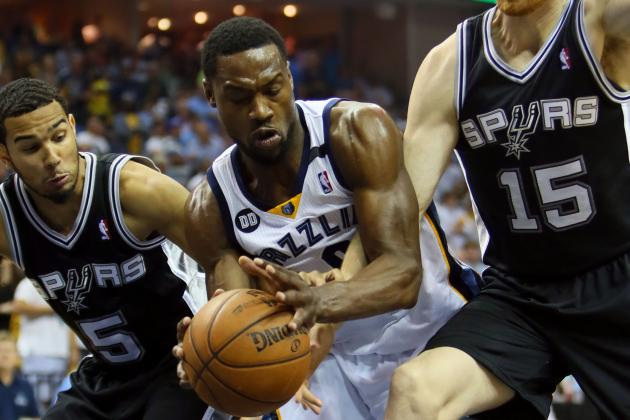 Grizzlies Re-Signing Tony Allen to $20 Million Deal
