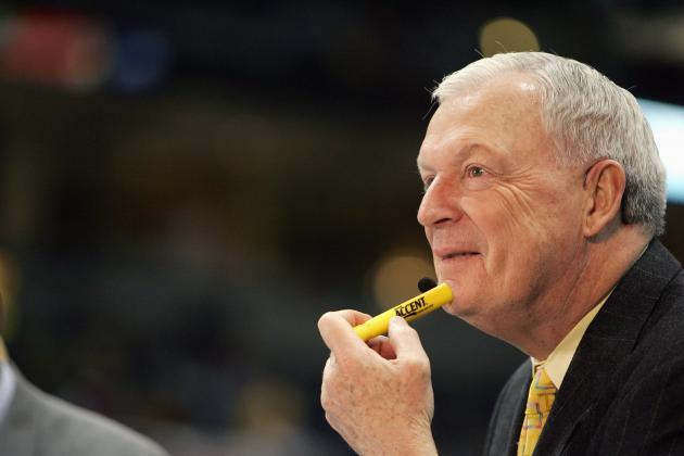 Digger Phelps Beats Bladder Cancer