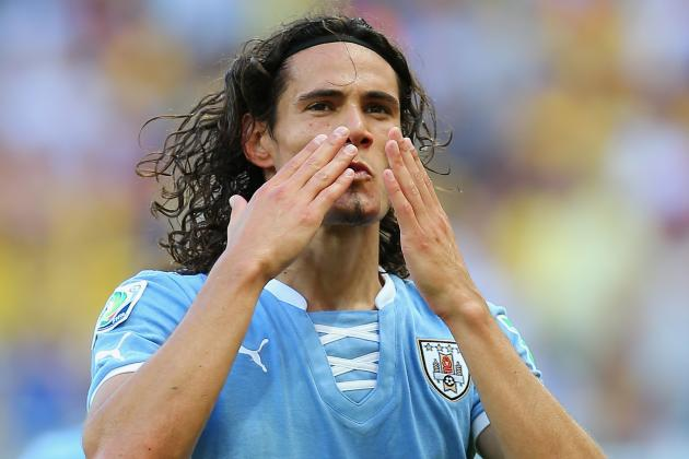 Manchester United: What Signing Edinson Cavani Would Mean for Red Devils