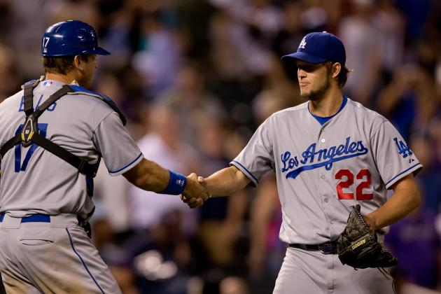 Clayton Kershaw Nets Rare Shutout at Coors Field