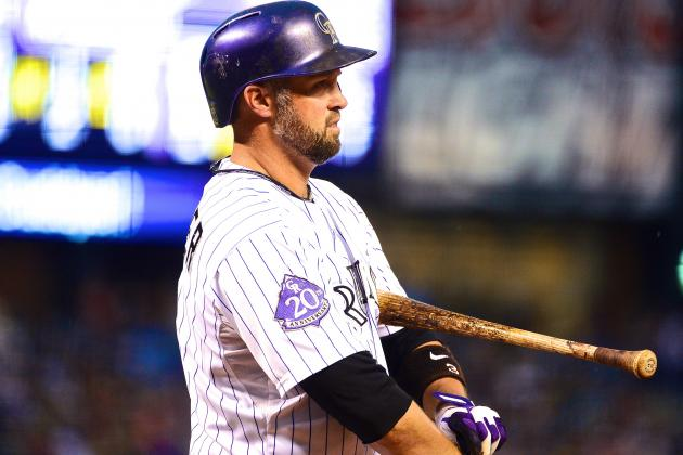 Michael Cuddyer's Failure to Extend Streak Proves DiMaggio's Mark Is Unbreakable